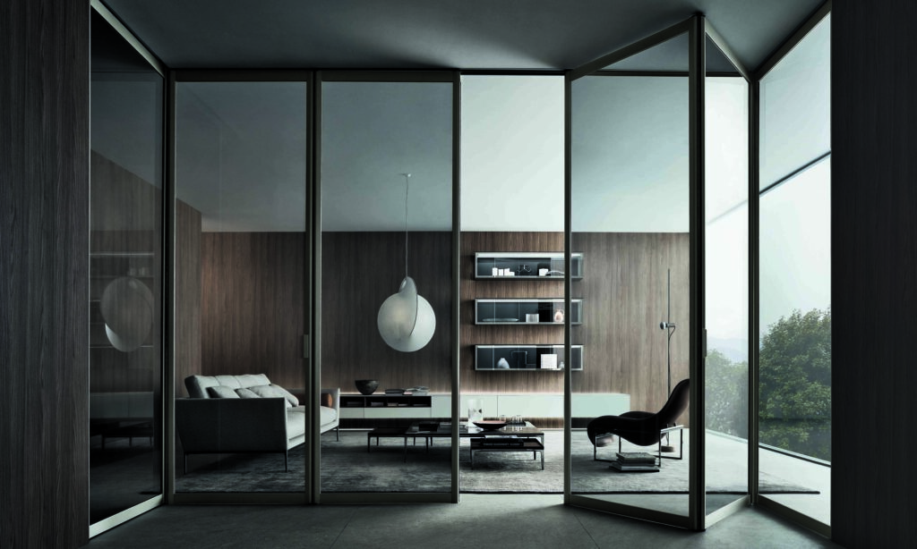 un beau salon design